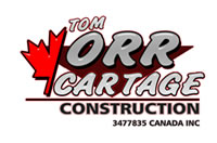 Tom Orr Cartage Construction